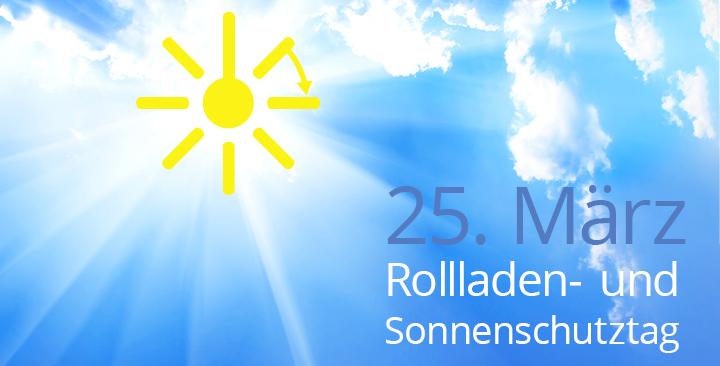 Rollladen- und Sonnenschutztag 2017