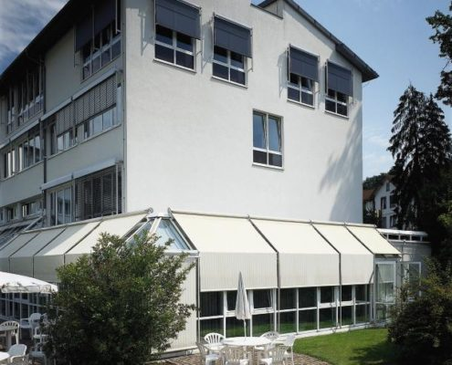 WAREMA W5 - Wintergarten-Markise