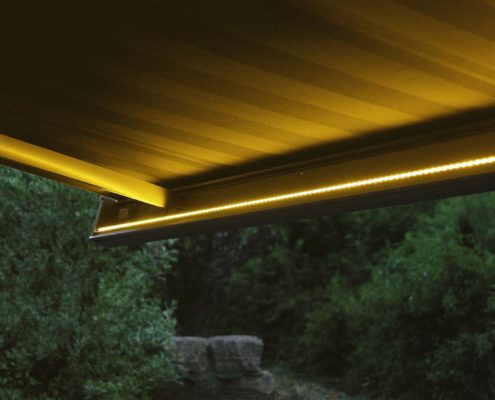 LED - Ausfallprofil
