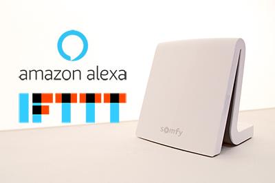Tahoma kann jetzt IFTTT und Alexa