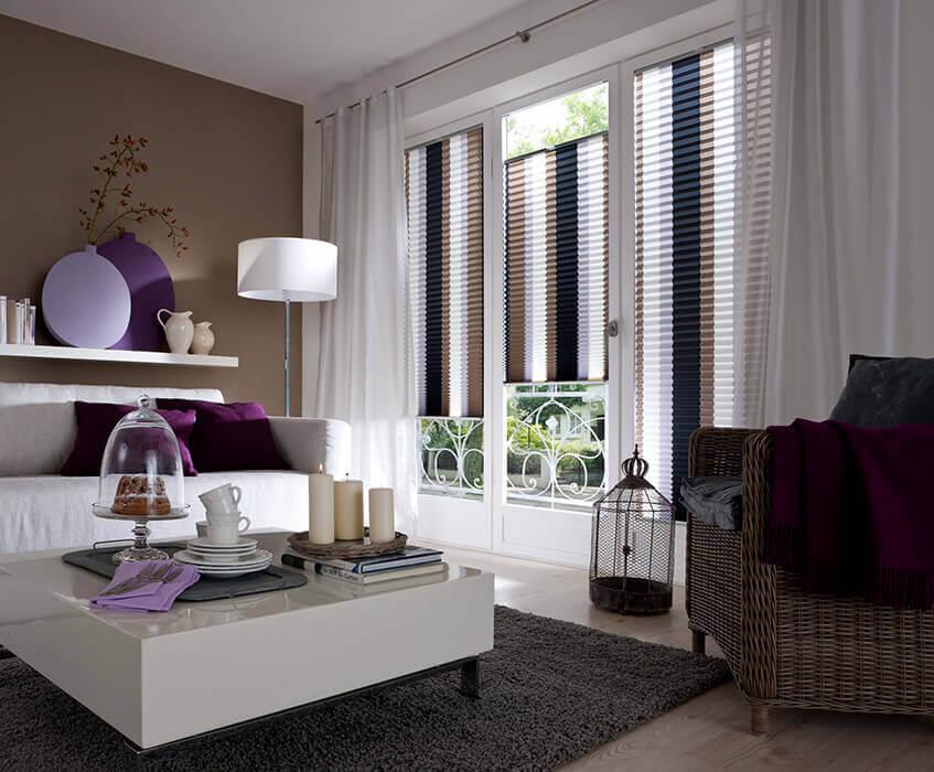 Plissee Wohnzimmer Bilder Plissee Fenster Faltrollo Jalousien - Plissee wohnzimmer