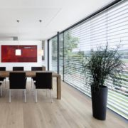 Warema Raffstore - Privat - Innenansicht Essbereich