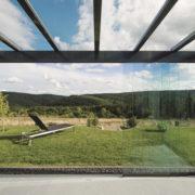 Terrassendach - Mit Blick aufs Feld