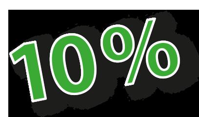 Frühling 10% rechts